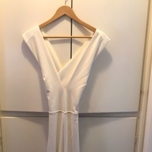 Lulu's Other - White Jumpsuit